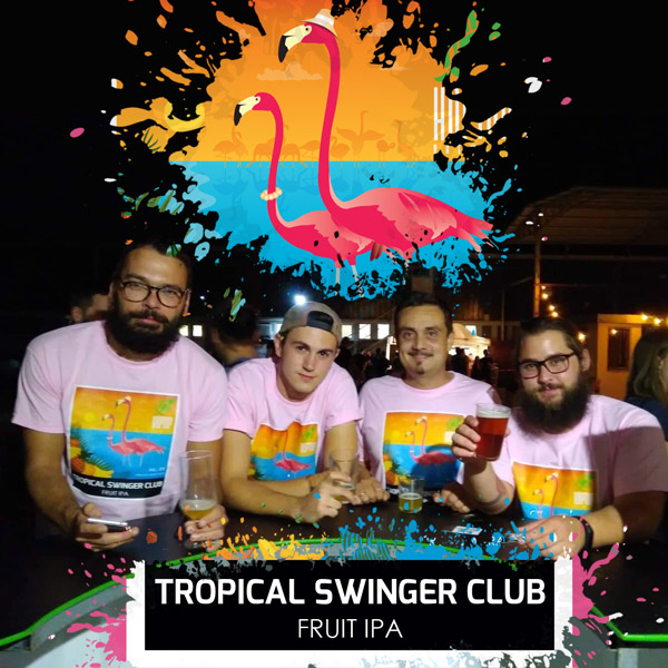 Tropical Swinger póló