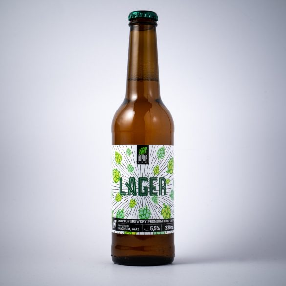 HopTop Lager - Lager 5,5%
