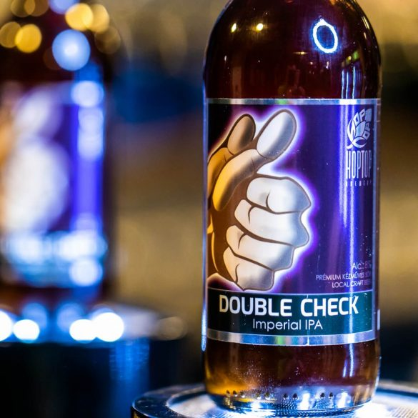 HopTop Double Check – Imperial IPA 8%