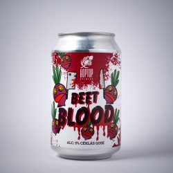 HopTop Beet Blood - Céklás Gose 5%