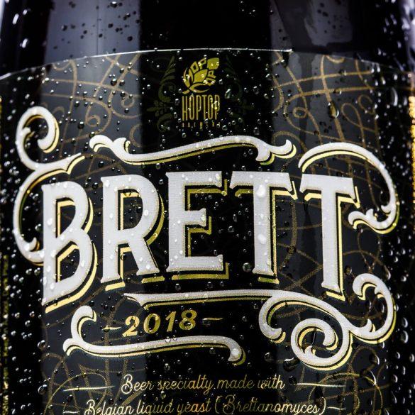 HopTop Brett 2018 8,5%