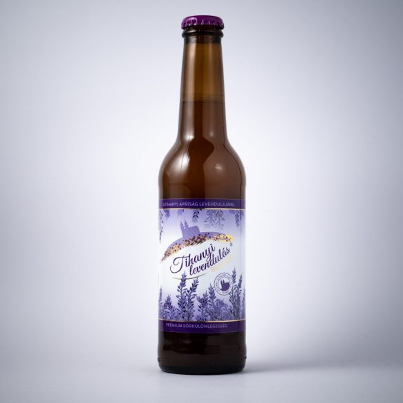 Tihanyi Levendulás búza sör