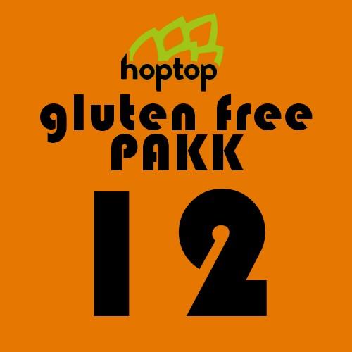 MANGOMAN GLUTÉN-FREE 12-ES PAKK