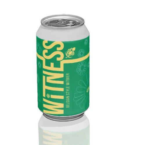 WITNESS 4,8% - BELGIAN STYLE WITBIER