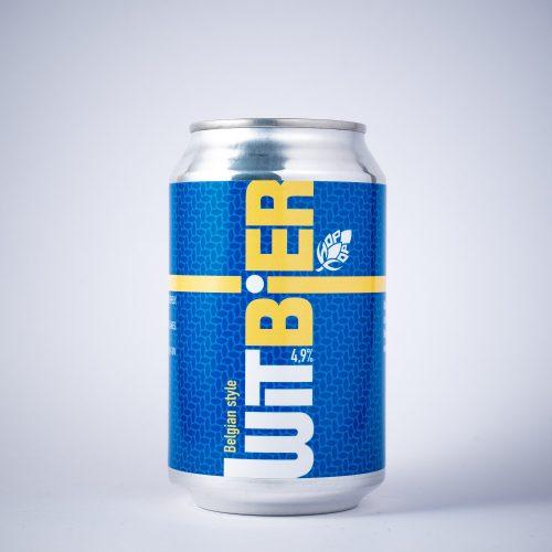 WITBIER 4,9% - WITBIER