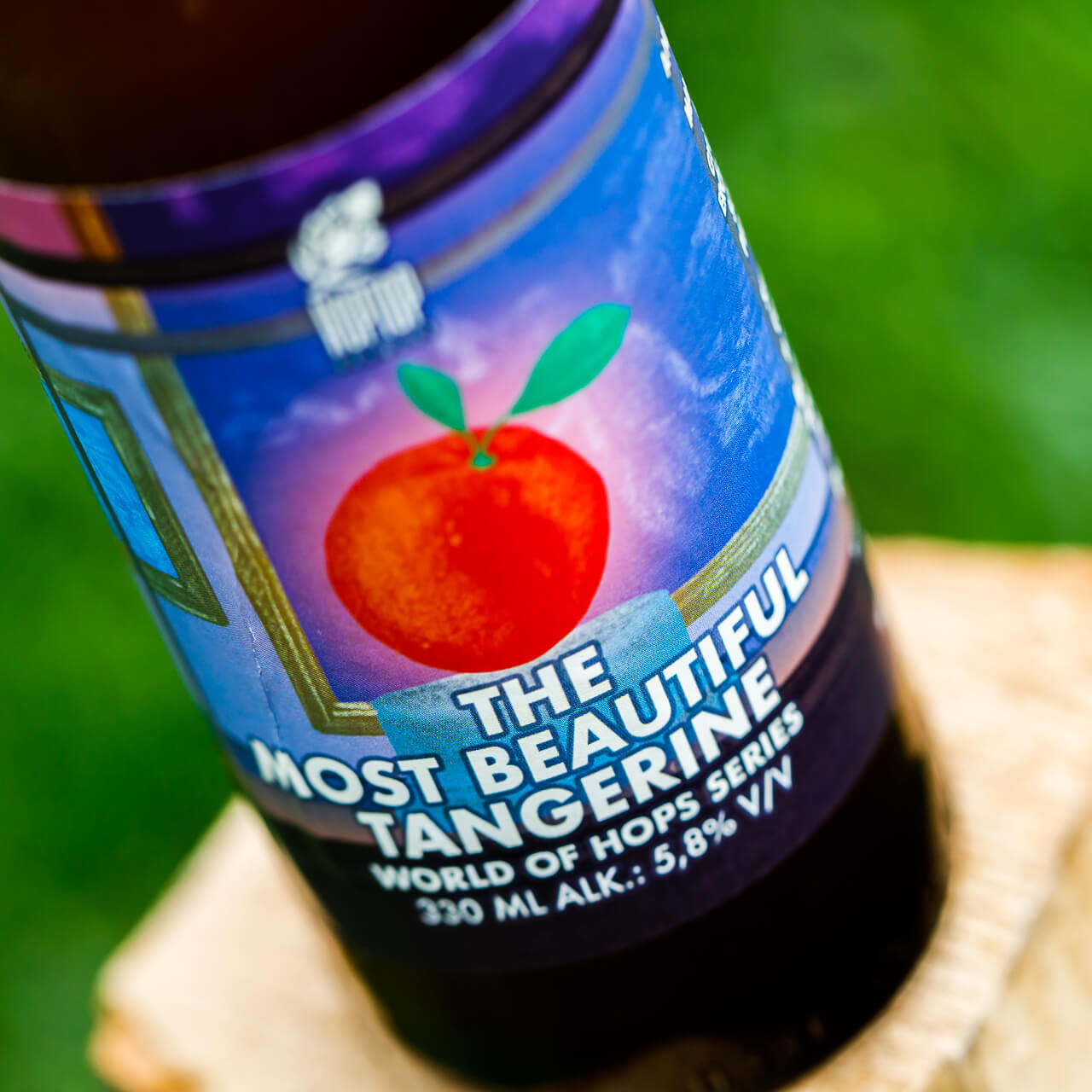 The Most Beautiful Tangerine 5,8%