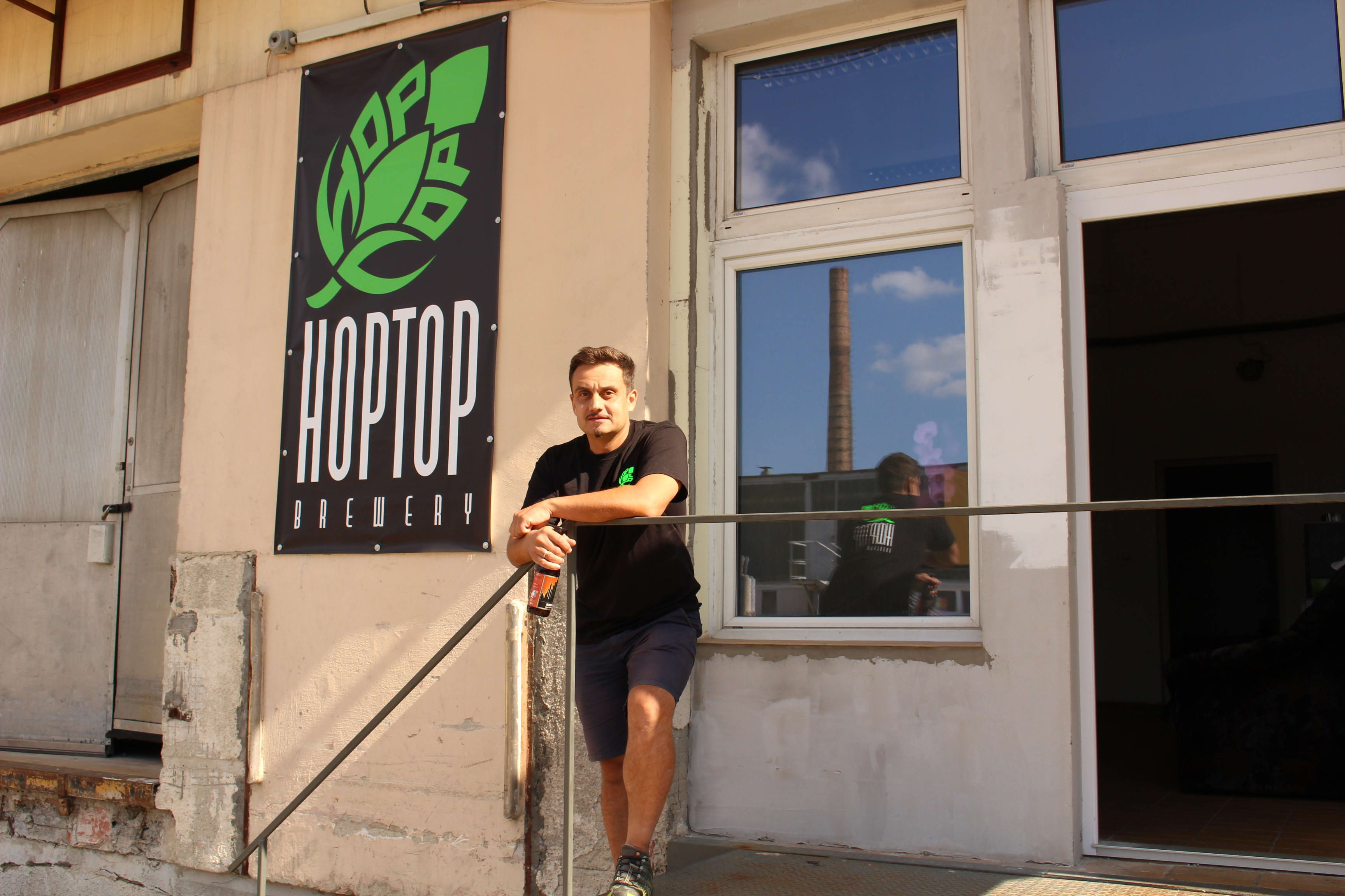 Csúcsra tör a HopTop Brewery