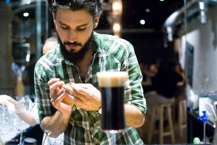 A kraft sör az új kézműves sör